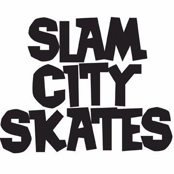 Logo de la société Slam City Skates