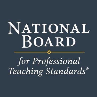 National Board (@NBPTS)   Twitter