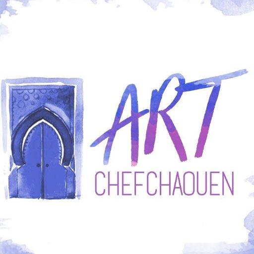 Art Chefchaouen