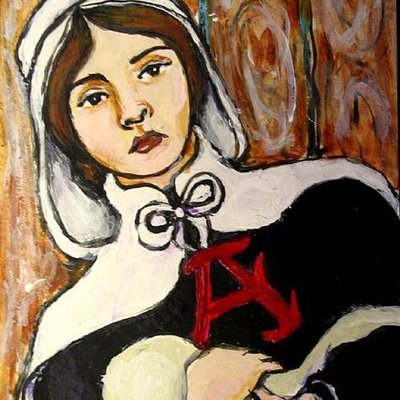 who is hester prynne