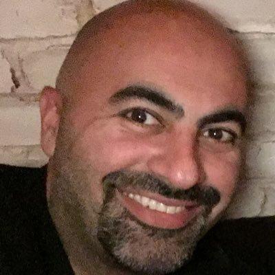 Arash Ghaneian (@VegasArash) Twitter profile photo