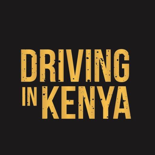 Driving in Kenya