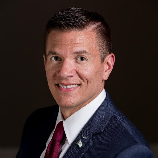 Member of the WV State Senate representing the 1st District.  Captain in the Air Force Reserves. Alex's husband. All around busy guy.