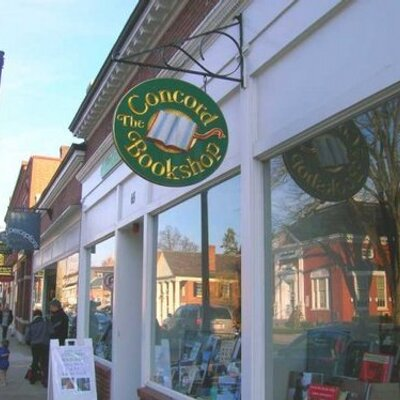 concord bookshop 915 walden street, concord, ma 01742 telephone: (978) 287-5477 fax: (978)  287-5620 info@shopatwaldenpondorg all purchases at the shop and estore.