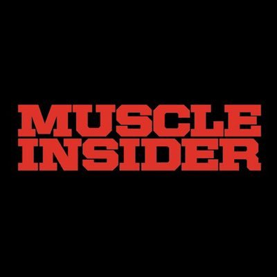 MUSCLE INSIDER® | Social Profile