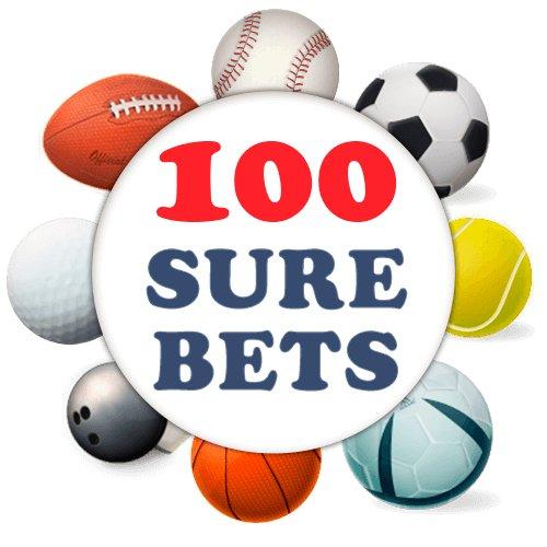 100 Surebets