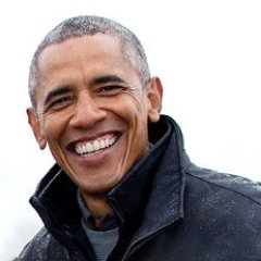 Barack Obama's Twitter Profile Picture