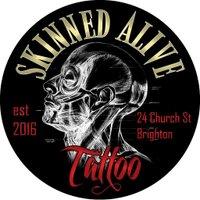 Skinned Alive Tattoo