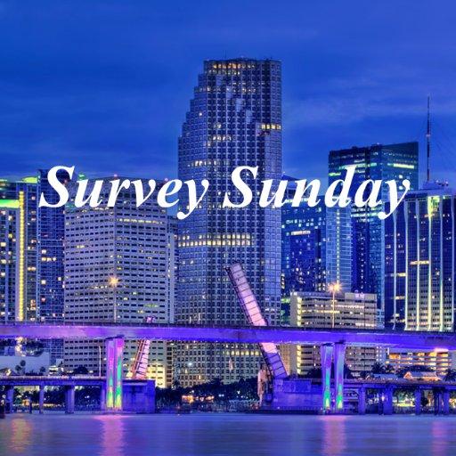 Survey Sunday