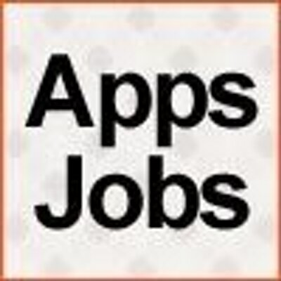 Apps Jobs (@appsjobs) | Twitter
