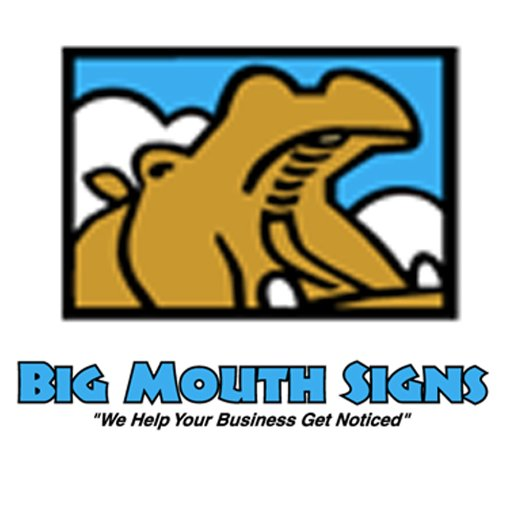 Big Mouth Signs on Twitter: