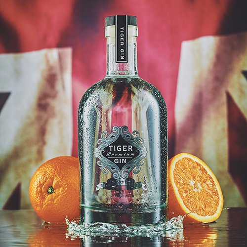 Cool Britannia Tiger Gin