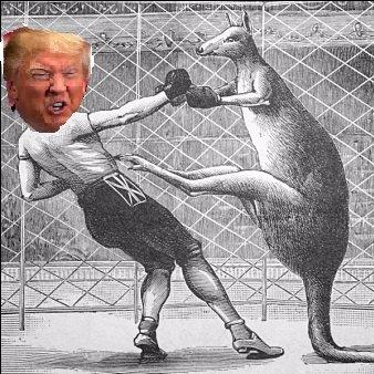 AussiesAgainstTrump