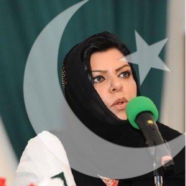 Senator Sehar Kamran T.I.