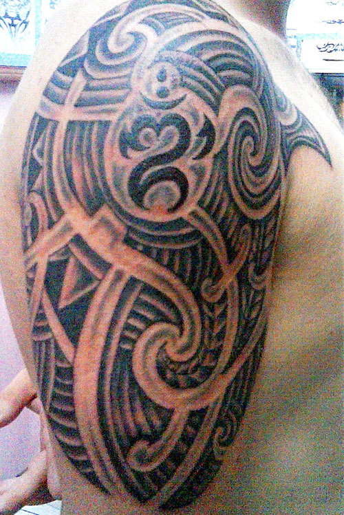 bali tattoo designs btattoodesigns twitter. Black Bedroom Furniture Sets. Home Design Ideas