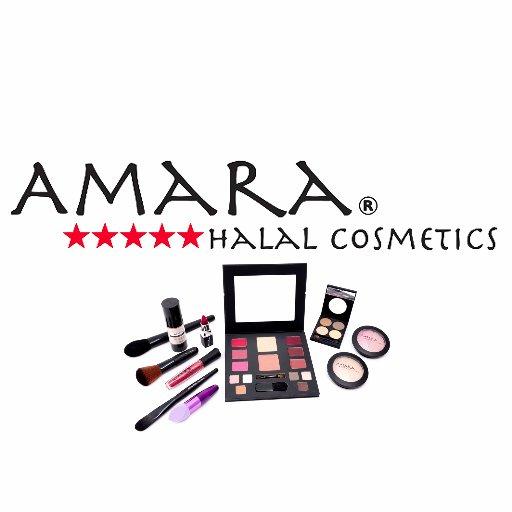 Amara Halal (@amaracosmetics) | Twitter