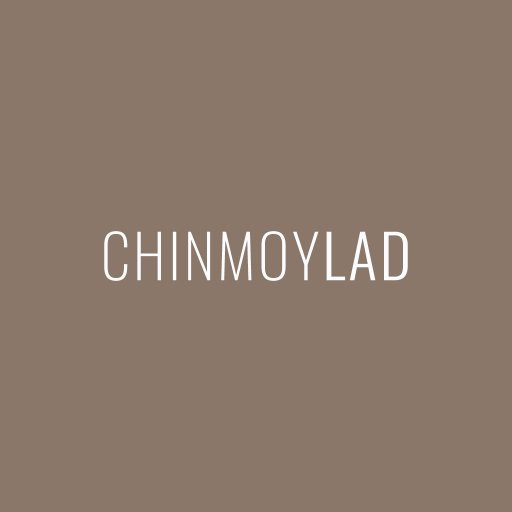 Chinmoy Lad Social Profile