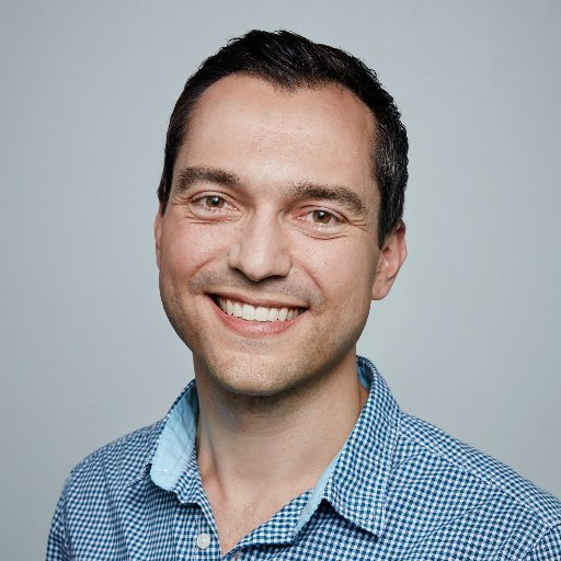 Co-founder, Chief Strategy Officer of Airbnb