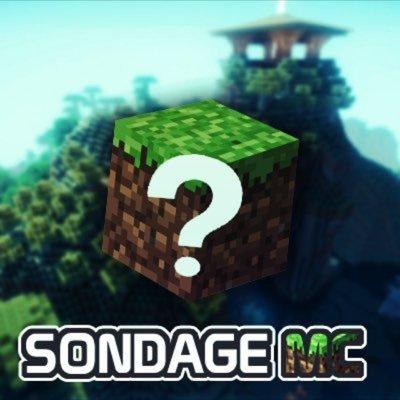 Sondage Minecraft  🚀