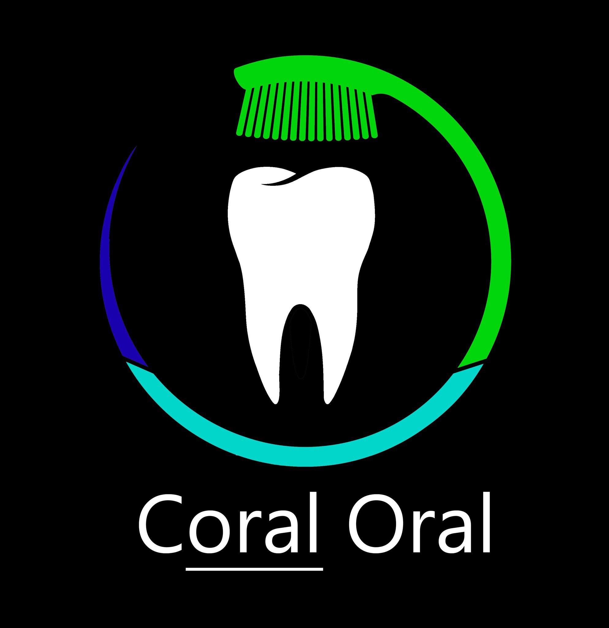 Image result for coral oral logo