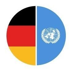 German Mission to UN Social Profile