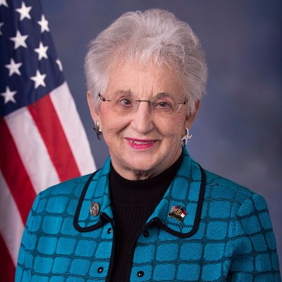 Virginia Foxx | Social Profile
