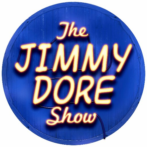 Image result for jimmy dore show logo