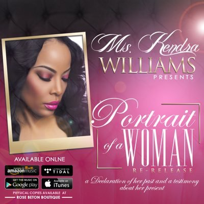 Ms.Kendra Williams | Social Profile