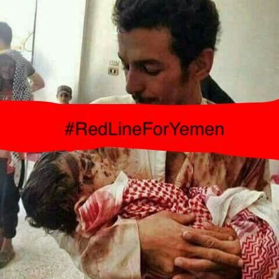 Stop War On Yemen