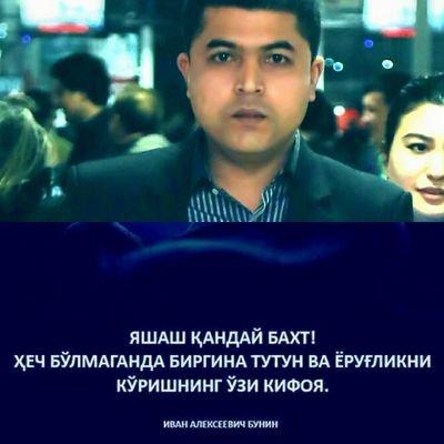 Iqbol Meliquziev 🎬  🎥