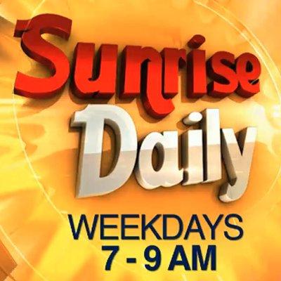 Sunrise Daily (@sunrisedailynow )