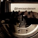 Francis Anderson (@francisanderson) Twitter