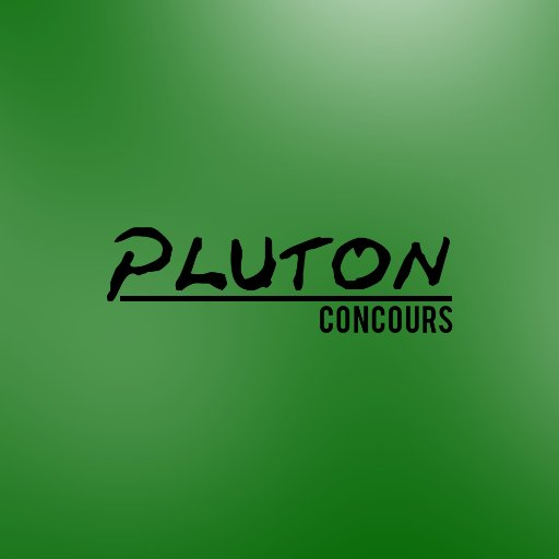PlutonConcours  🎁