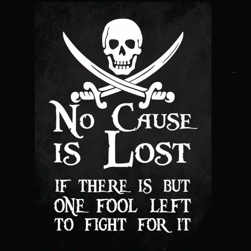 American Pirate  ☠️