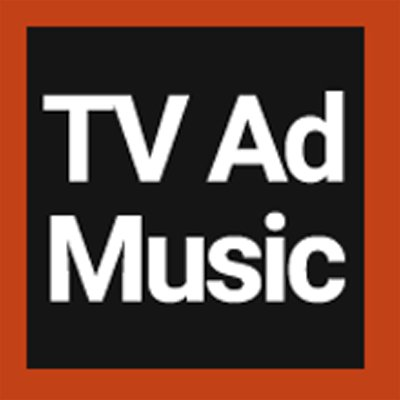 Tv Ad Music Tvadmusic Twitter