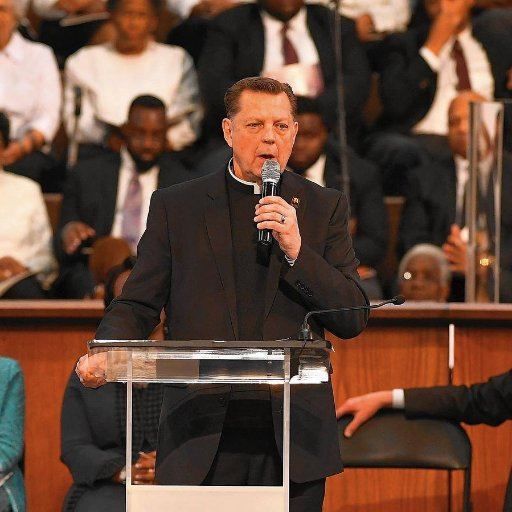 Fr. Michael Pfleger Social Profile