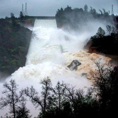 Oroville Dam (@Oroville_Dam)   Twitter