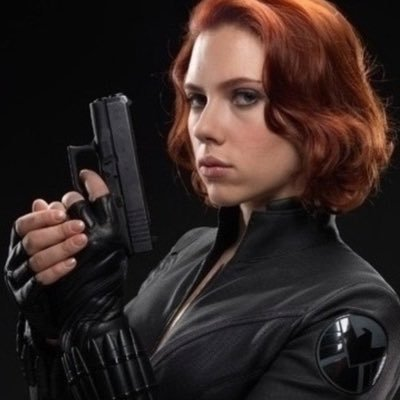 Natasha romanoff on twitter sexy shield agent http t - Natacha avenger ...