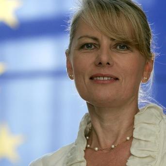 Lidia Joanna GERINGER de OEDENBERG Eurodeputata del Parlamento Europeo
