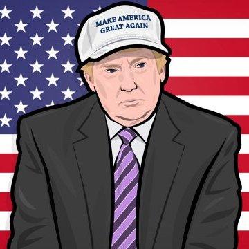 🇺🇸  Hope to Trump 😎
