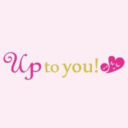 【公式】Up to you!編集部 @up_to_you_desk