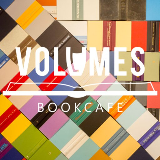 Volumes Bookcafe & Bookstore