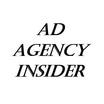 Ad agency insider adagencyinsider twitter for Ad agency profile