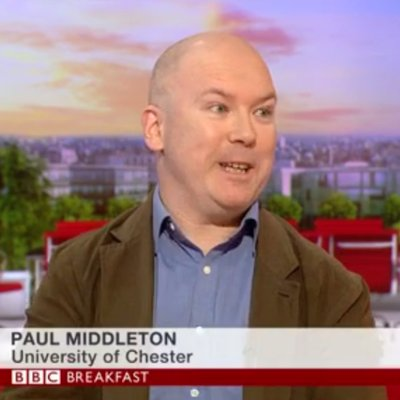 Paul Middleton on Twitter