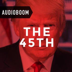 Logo for the 45th Podcast