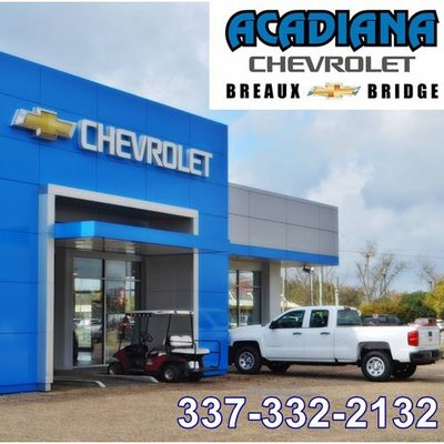 Acadiana Chevrolet