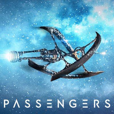 Passengers Movie Passengersmovie Twitter Passengers
