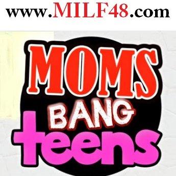mom bangs teens