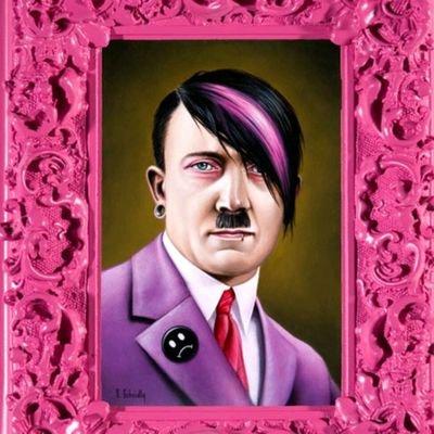 was hitler gay