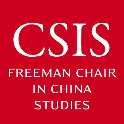 CSIS China Chair